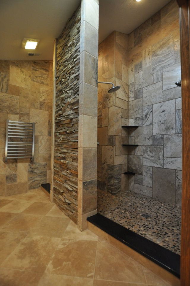 25 The Art Bathroom Tile Designs With Example