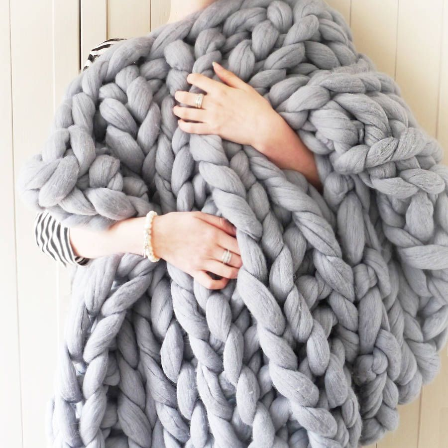 Image result for chunky throws
