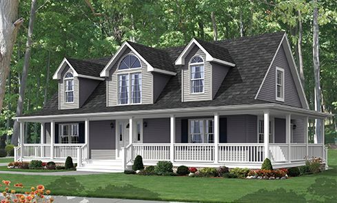 C 9 Sterling CornerStone Homes Indiana Modular Home