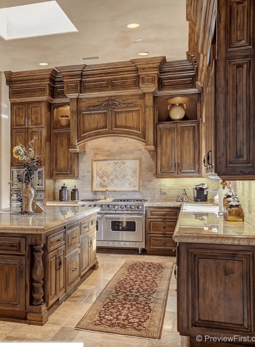 tuscan kitchen KiTcHeN , IsLaNd & DiNiNg SpAcE