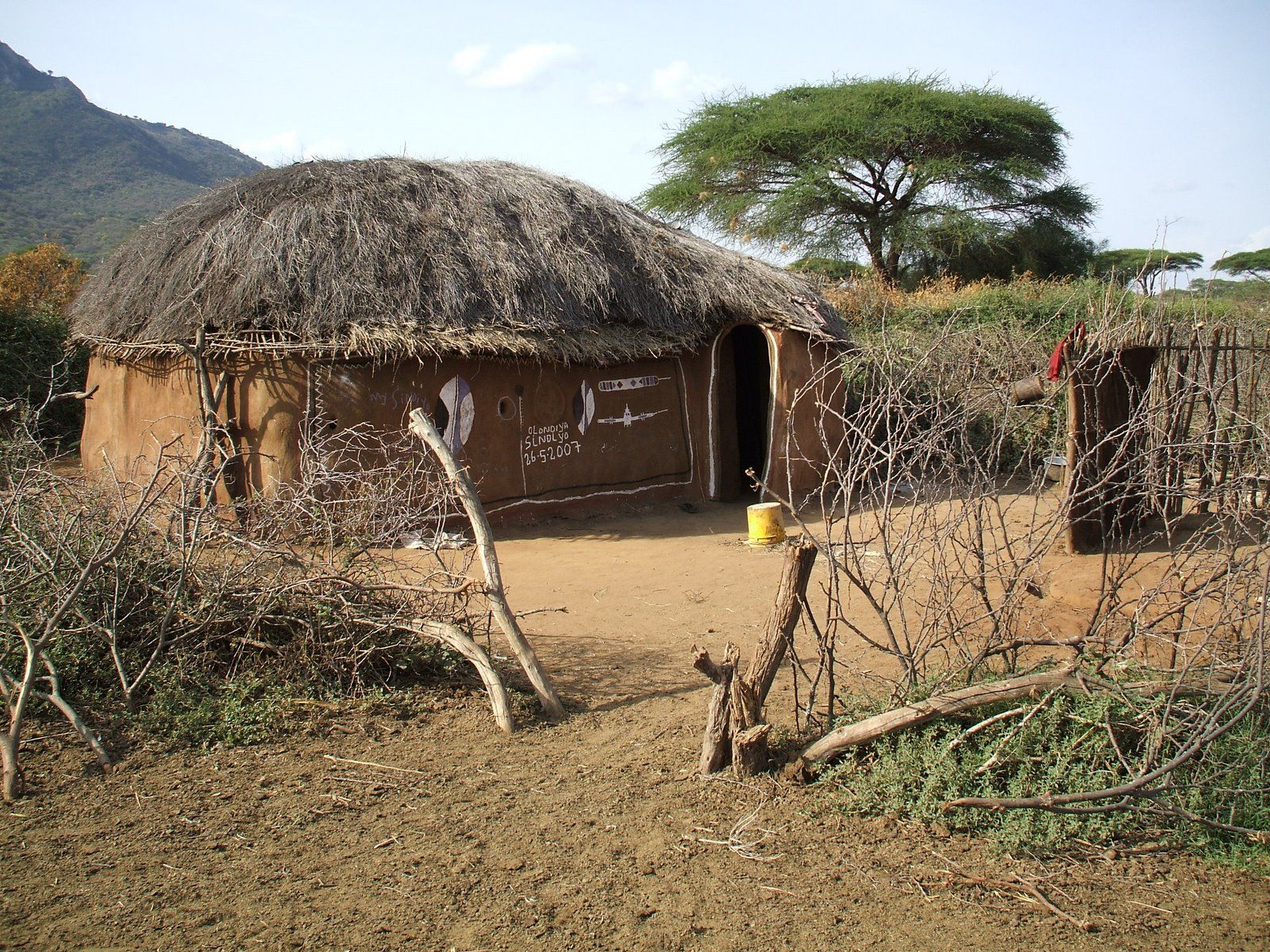 There Are So Many Different Styles Of These African Huts