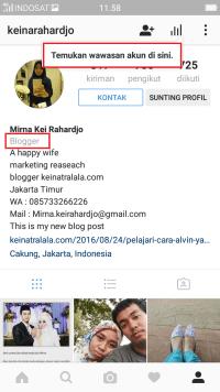 8 Langkah Mudah Ubah Akun Instagram Menjadi Profil Bisnis Keina