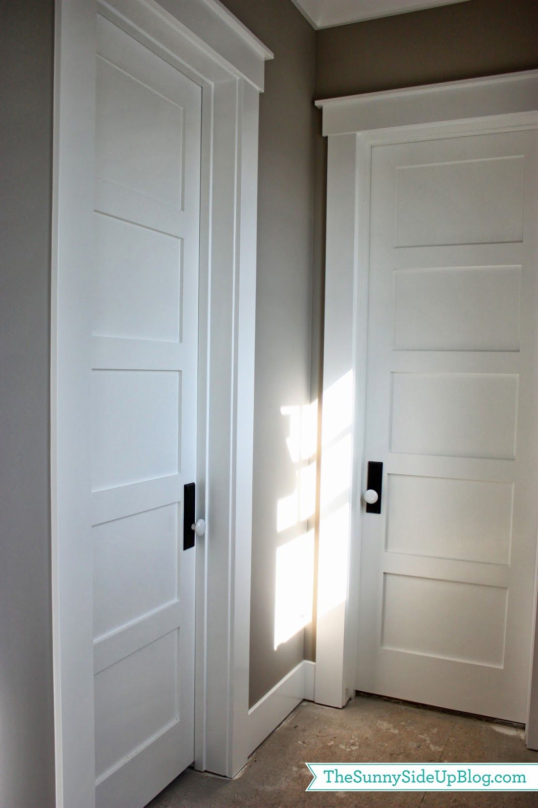New House picture dump Door knobs, Doors and Interior door