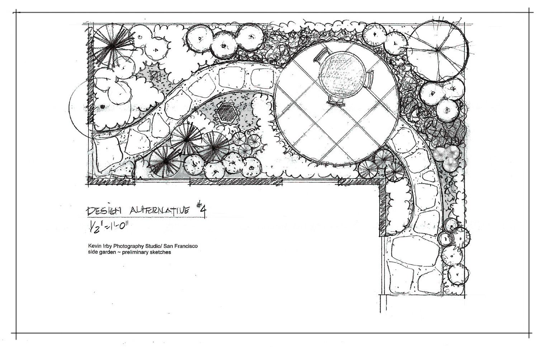 Landscape Architecture Portfolio Layout Clifford See