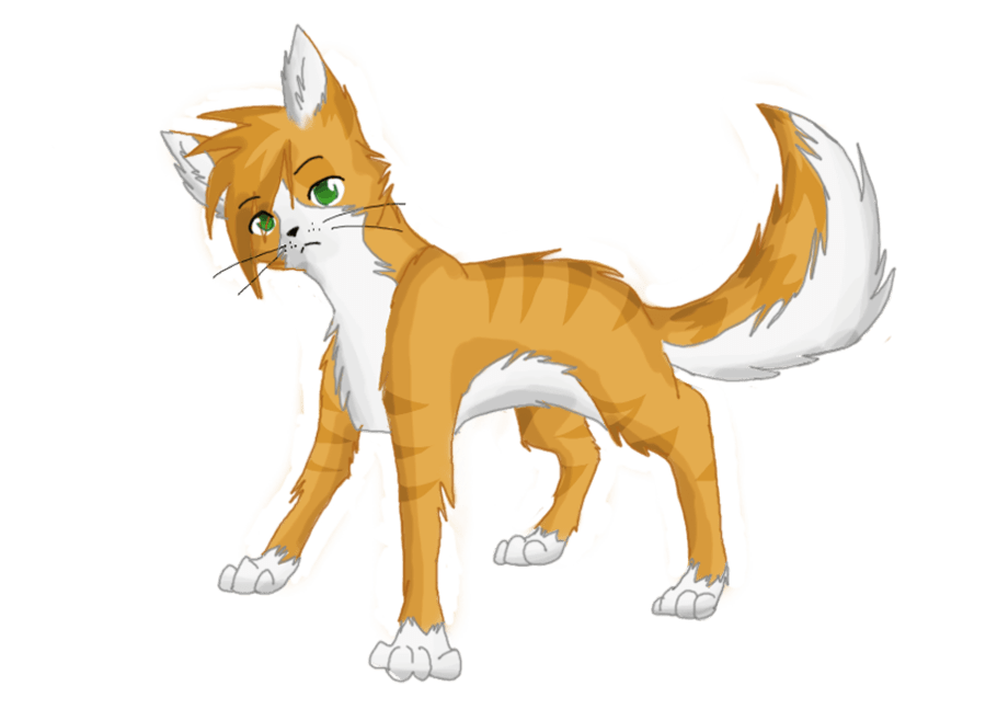 Sunpelt art not by me, just thought it looked a lot like
