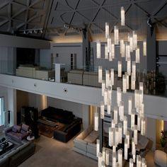 Modern Chandeliers High Ceilings Google Search