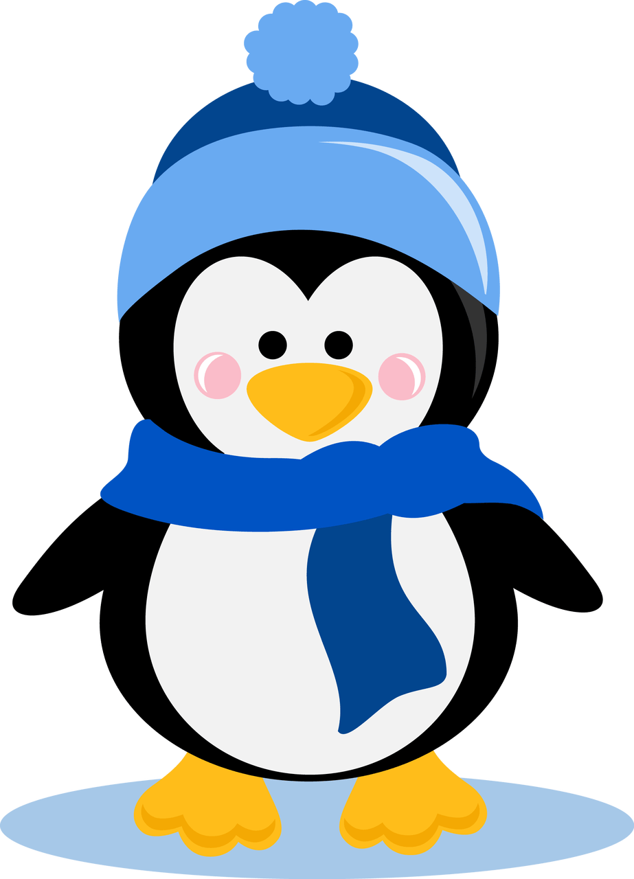 PPbN Designs Winter Penguin, 0.50 (http//www