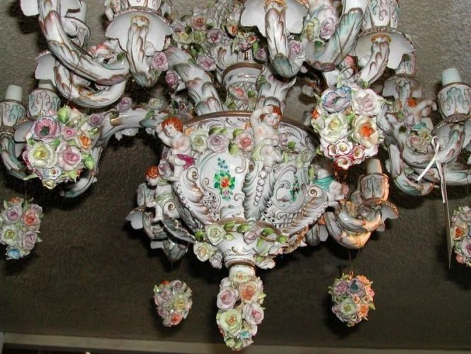 The Opportunities For Antique German Porcelain Collectibles Are Almost Unlimited Description From Chandelied Chandeliersporcelain