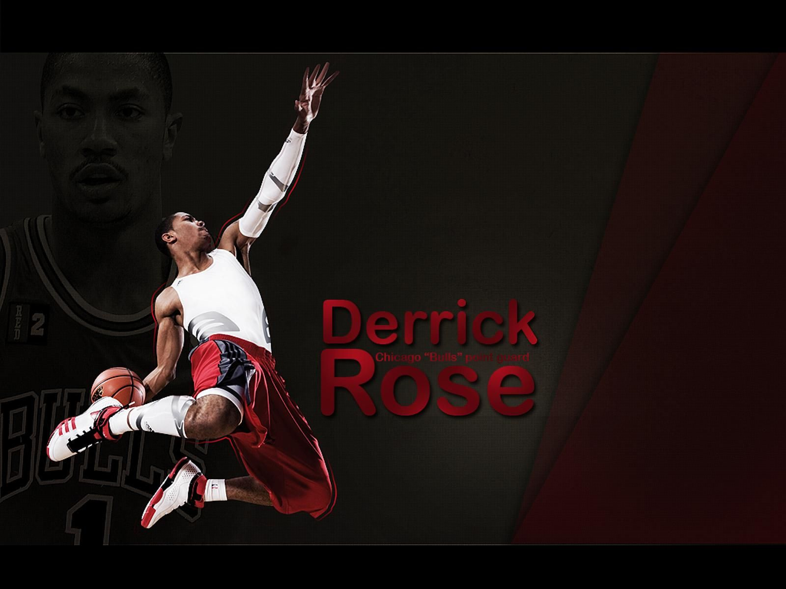 download derrick rose live wallpaper for android| hd