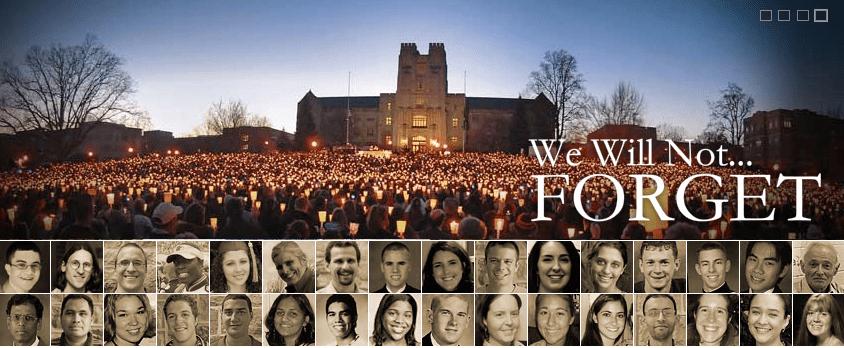 April 16 Virginia Tech massacre SeungHui Cho, a South