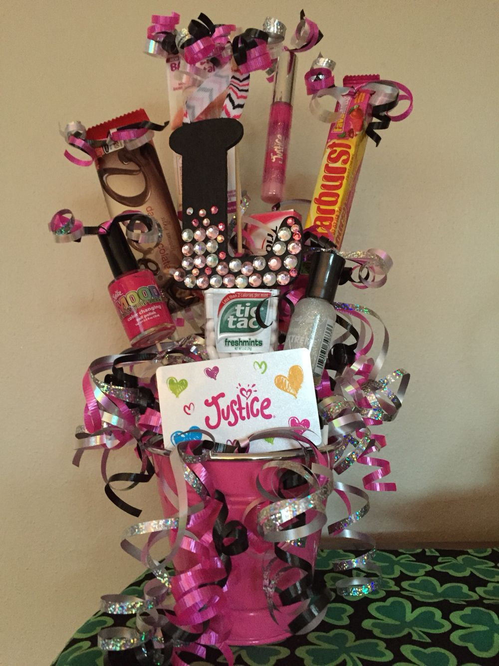 10 year old bday gift basket gifts Pinterest 10