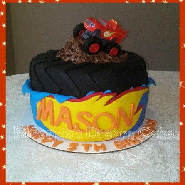 Blaze And The Monster Machines Birthday Cake Google