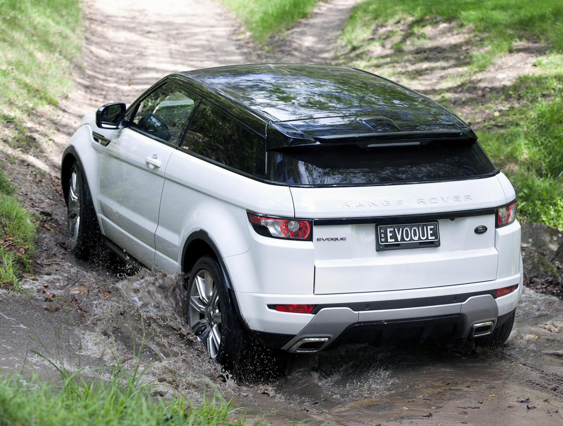 Land Rover Range Rover Evoque Coupe tuning