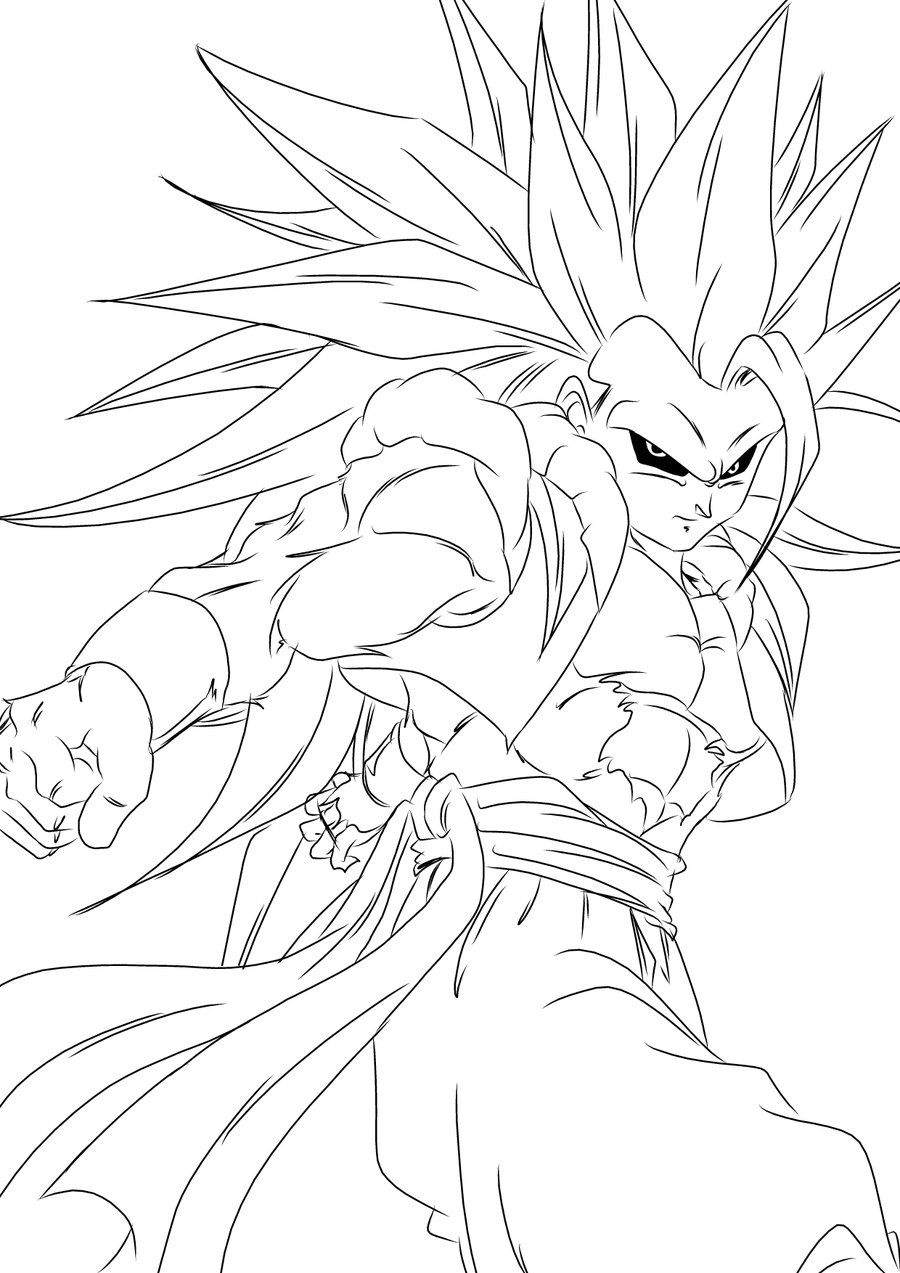dragon ball kuririn issiue the power coloring pages dragon ball