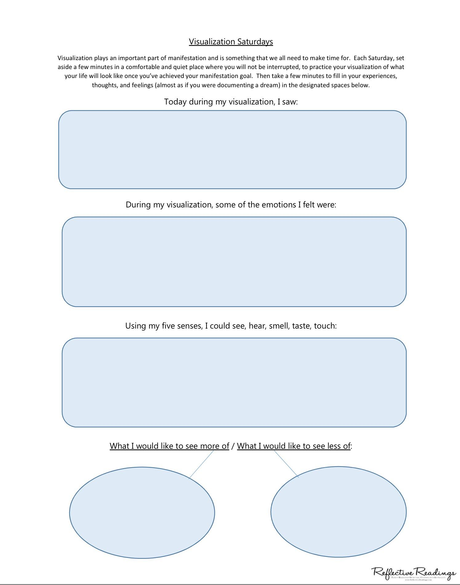 Visualization Practice Worksheet