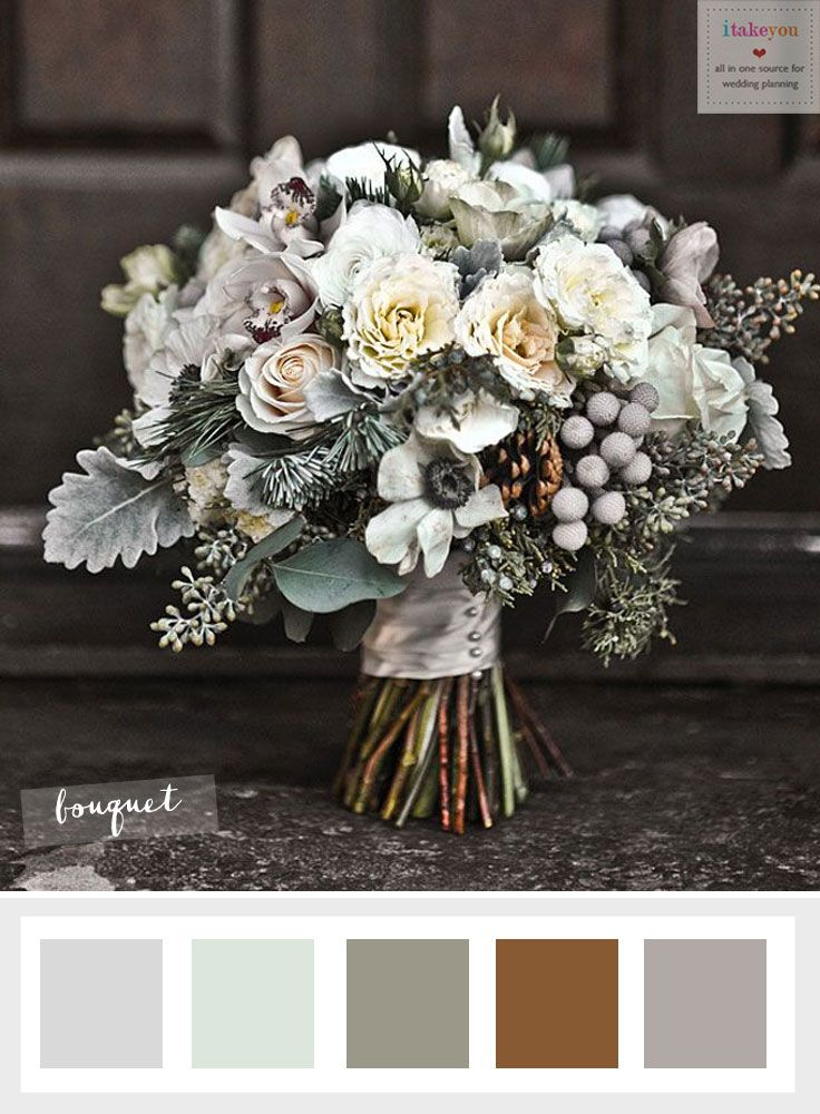 Choosing The Ideal Winter Wedding Flowers Flowers