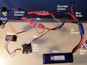 wiring a quadcopter | quadcopters | Pinterest | Arduino