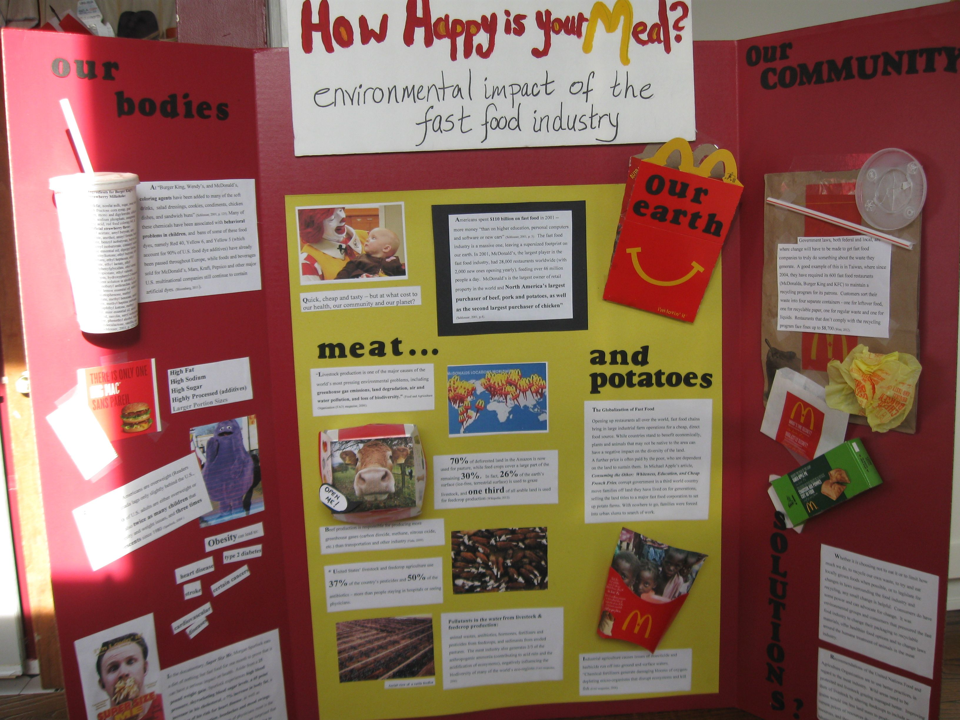 Science Fair Projects For 4th Grade