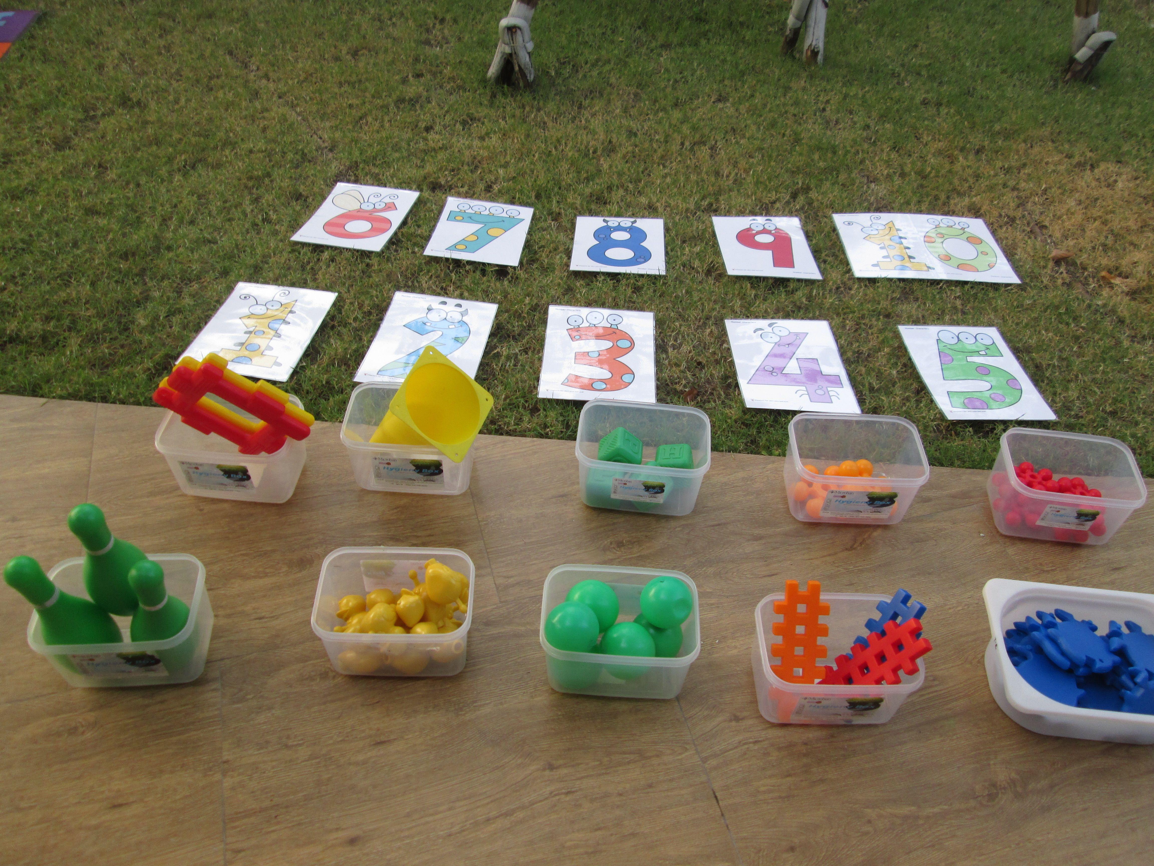 Maths Activity Toddlers