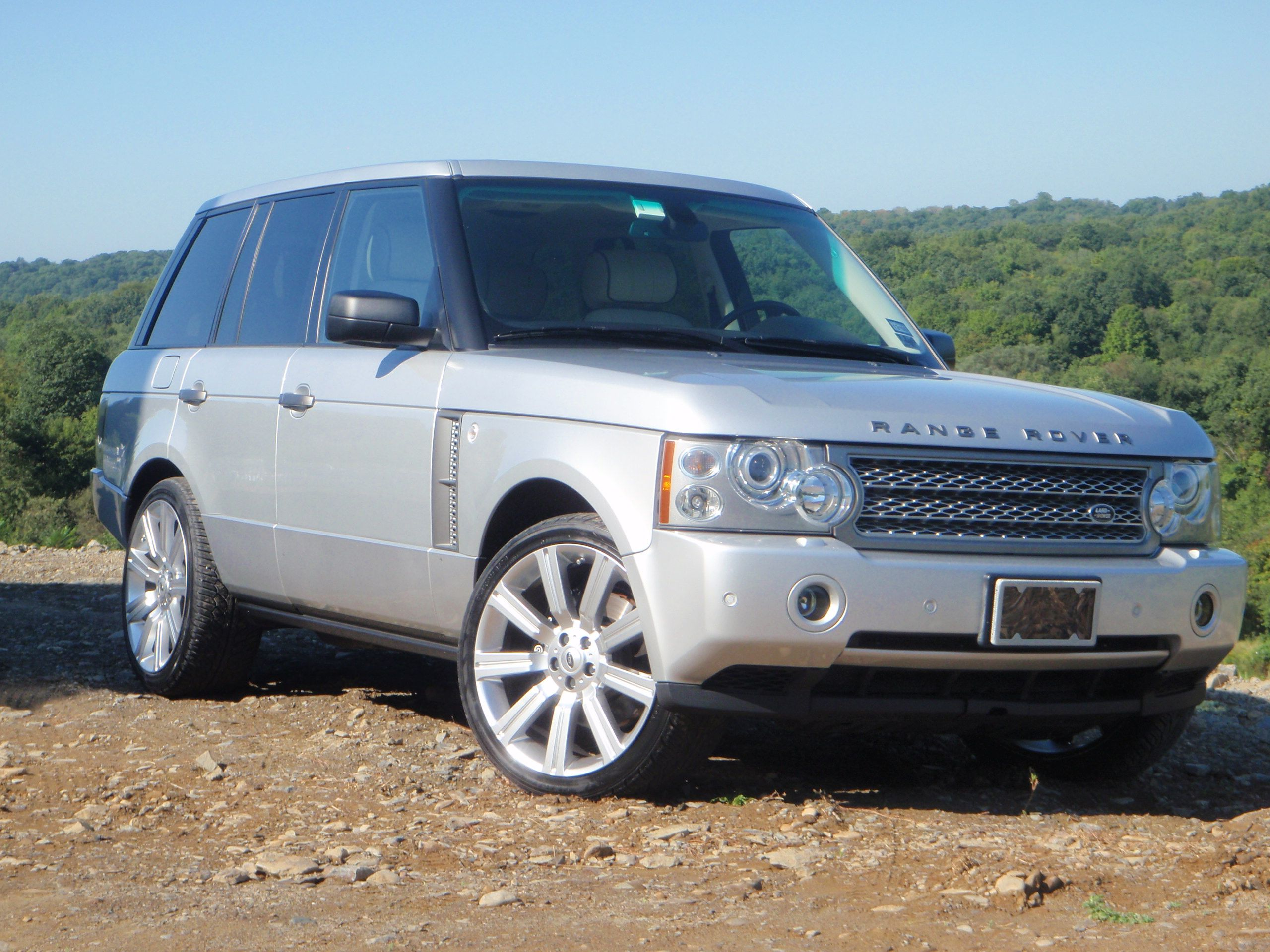 "Range Rover SC w 22"" Stormer Wheels My Style"
