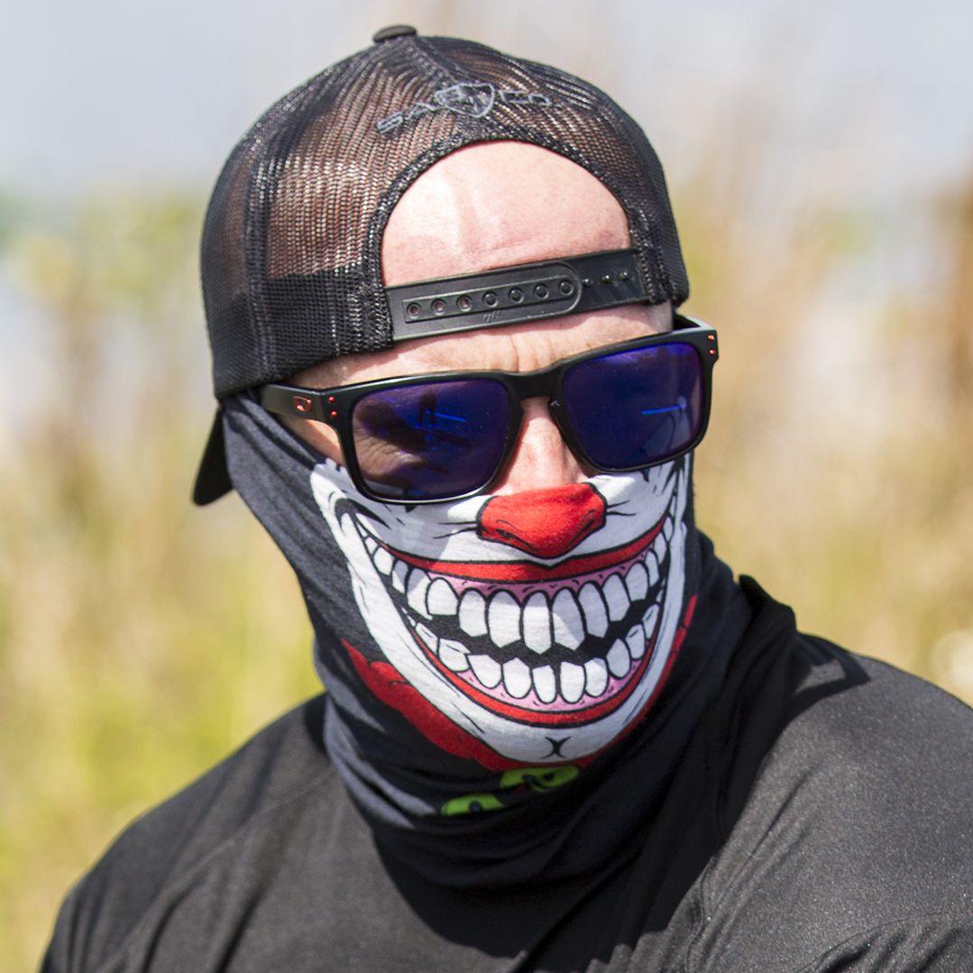 The Clown Face Shield™ is an SA Co. Classic MultiUse