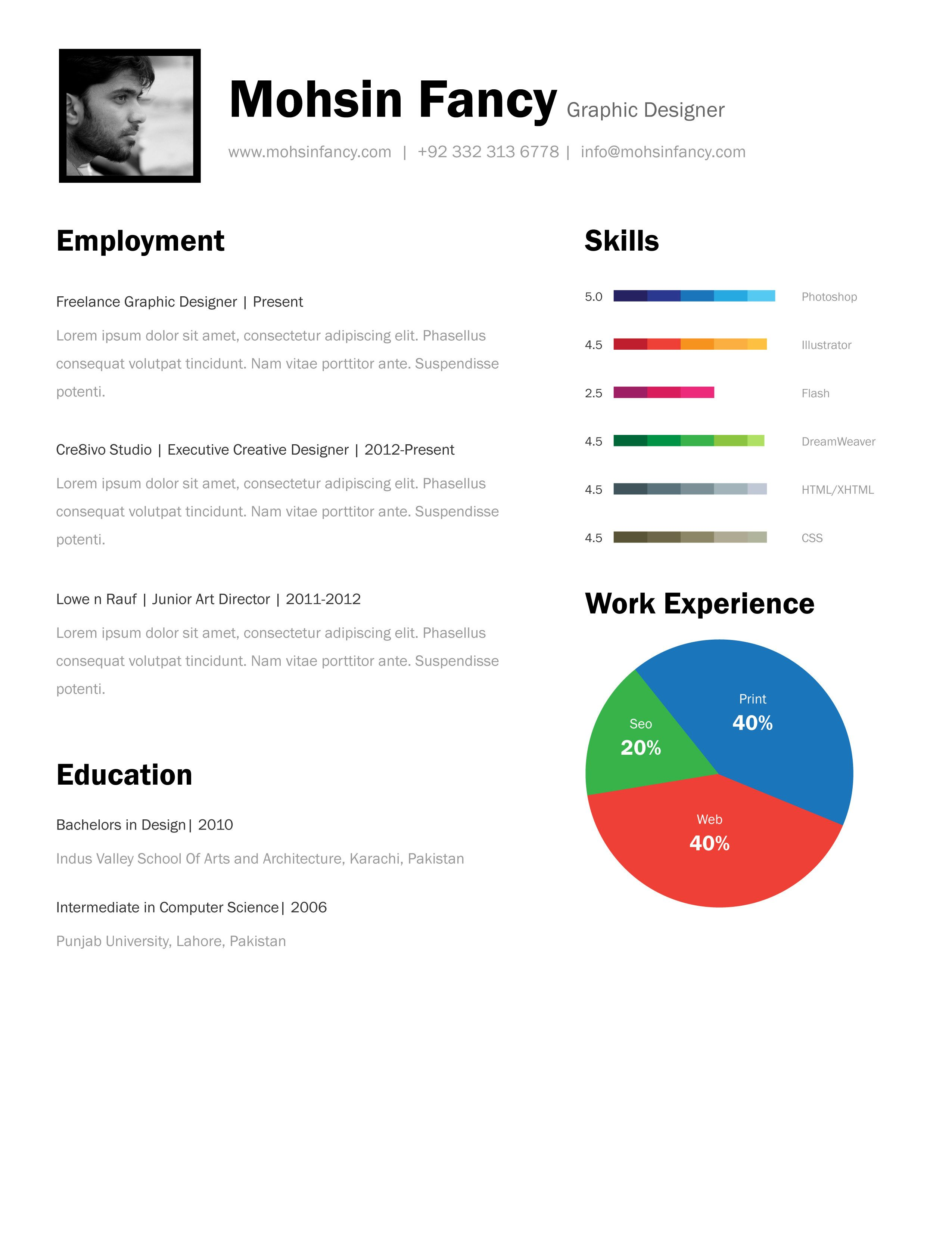 one page resume one page resume templates samples examples amp