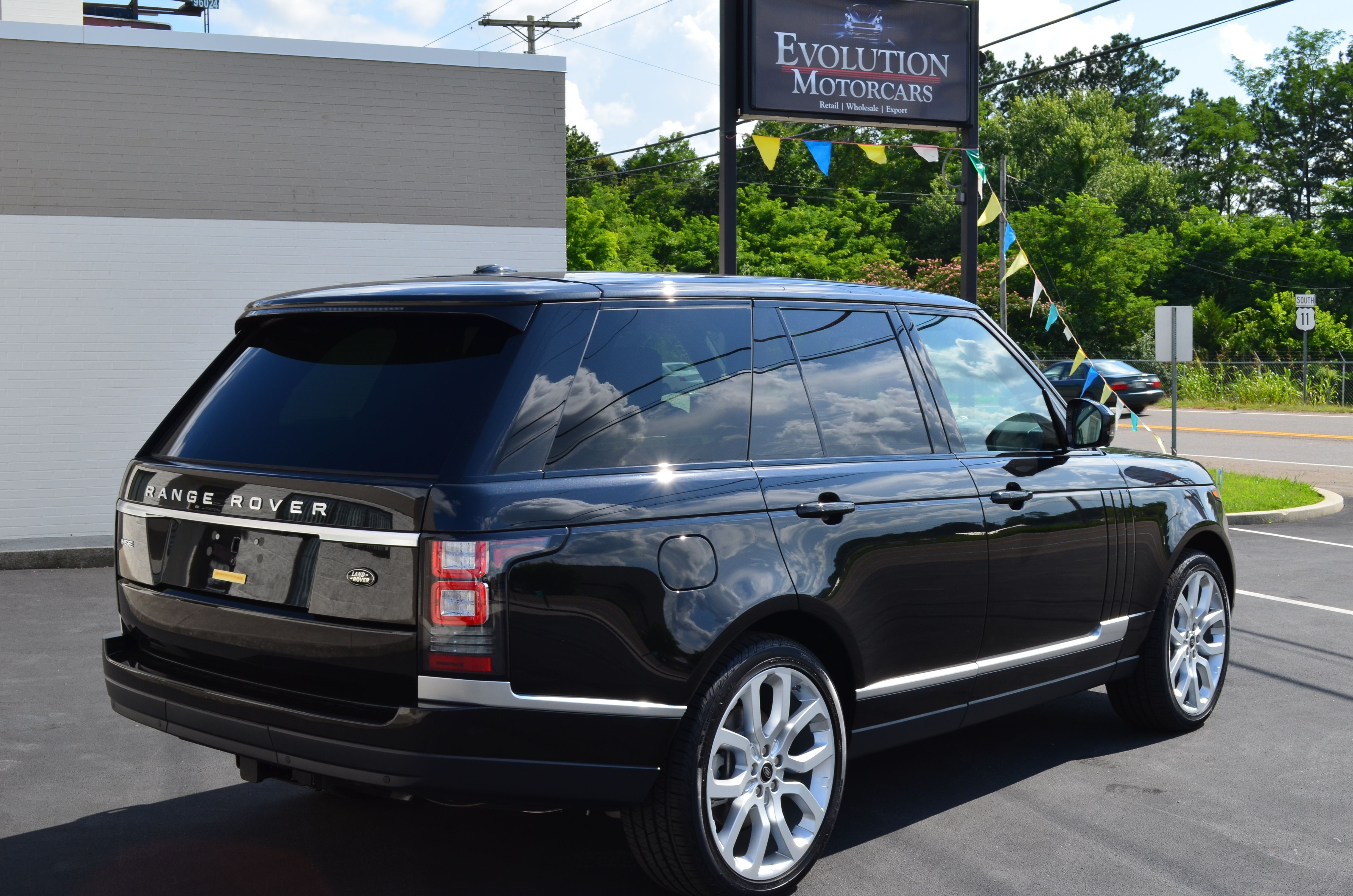 2014 Range Rover Sport Supercharged redesigned