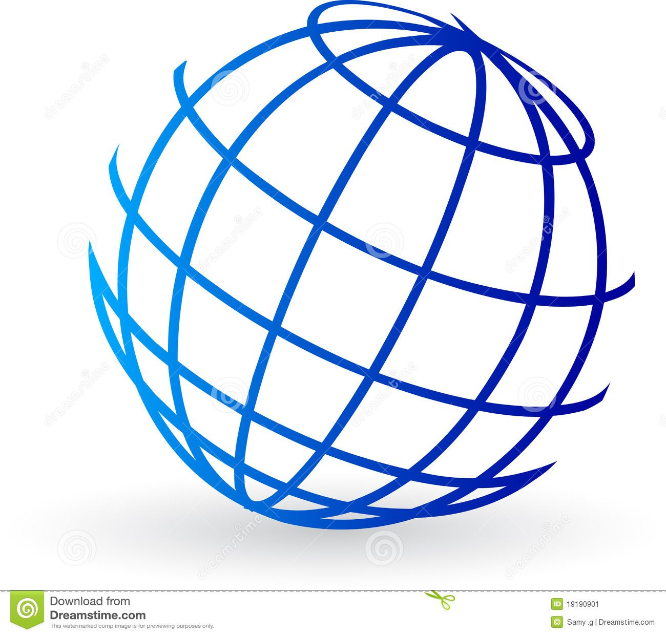 World Globe Stock Photography Image 2068342 Maps