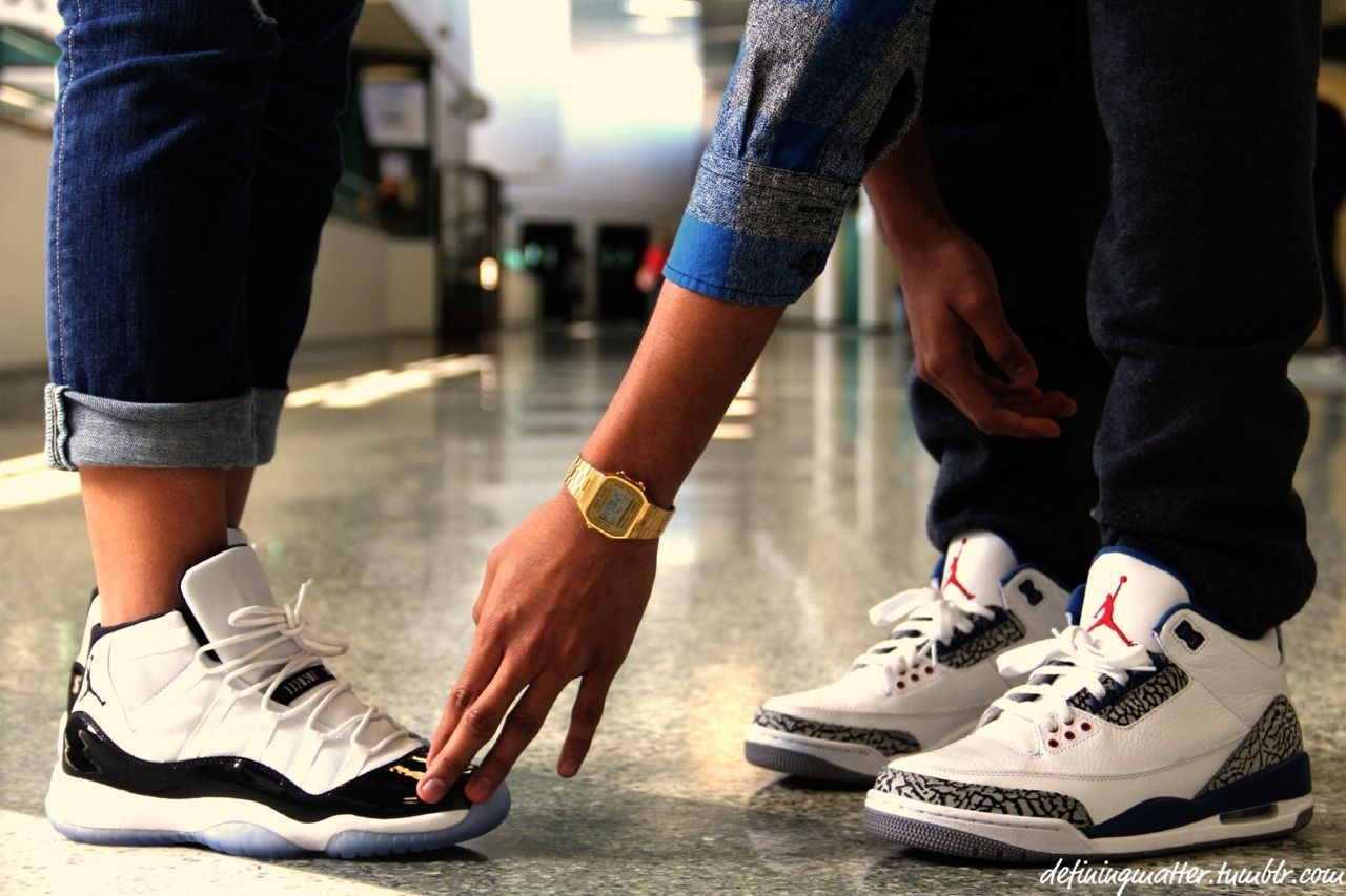 Couple In Jordan Be Like..... From :tumblr Swag Couples
