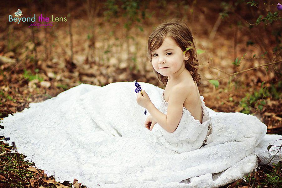 Daughter In Mothers Wedding Dress