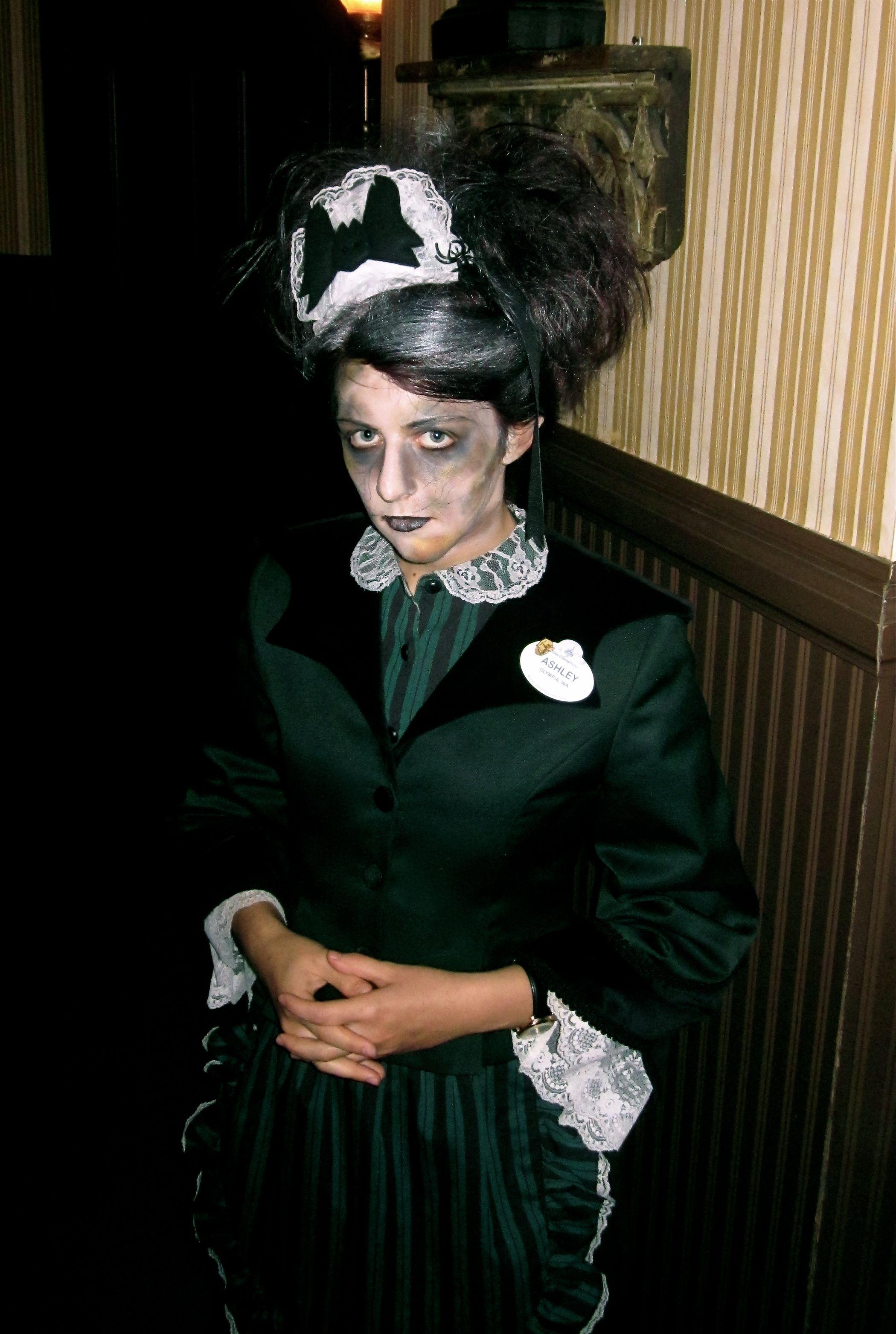 Haunted Mansion Maid Me NotSoScary Halloween Party