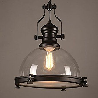 Nautical Transpa Glass Pendant Light Litfad 12 Clear Ceiling Chandelier Hanging Fixture