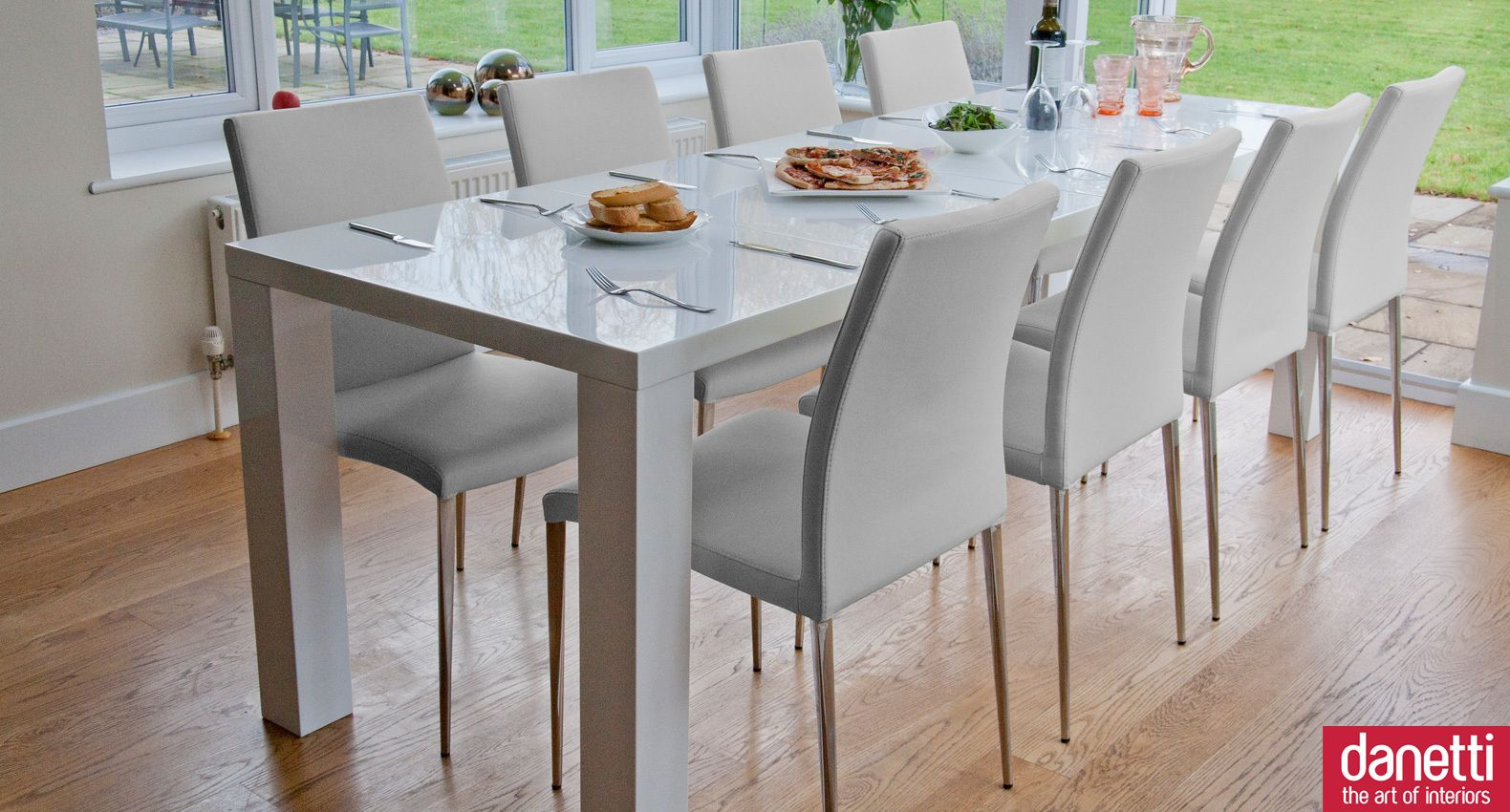 images about dining on pinterest large sideboard pedestal: dining table that seats 10