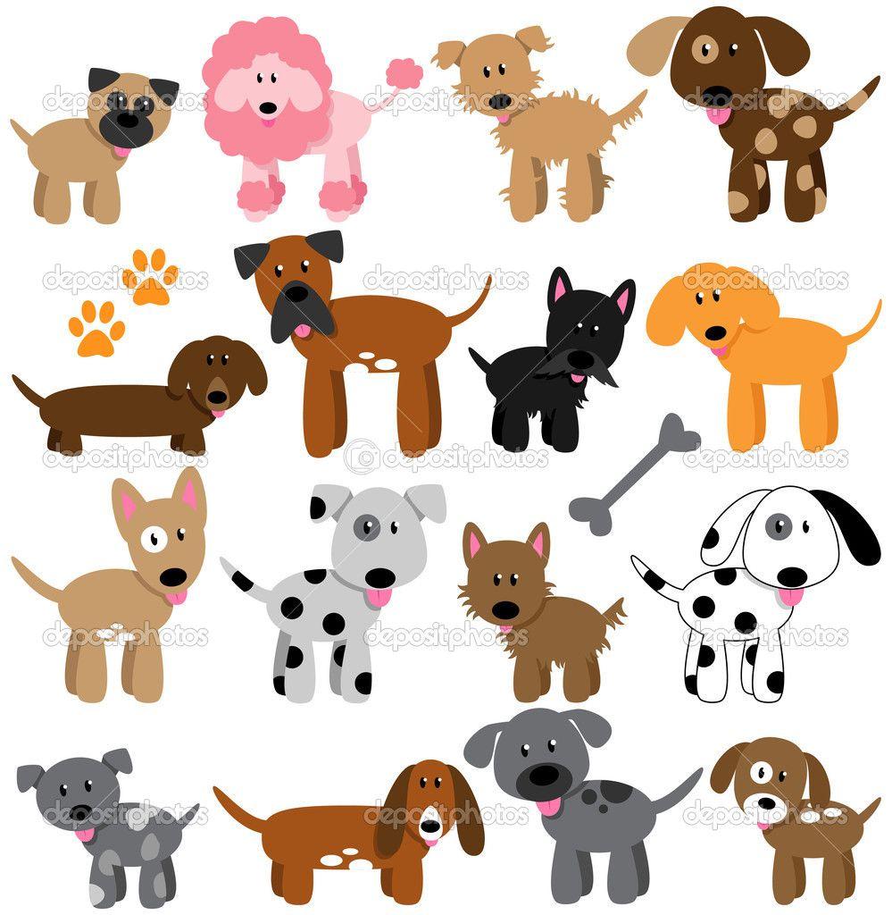 desenhos de cachorros fofos Pesquisa Google Feltro