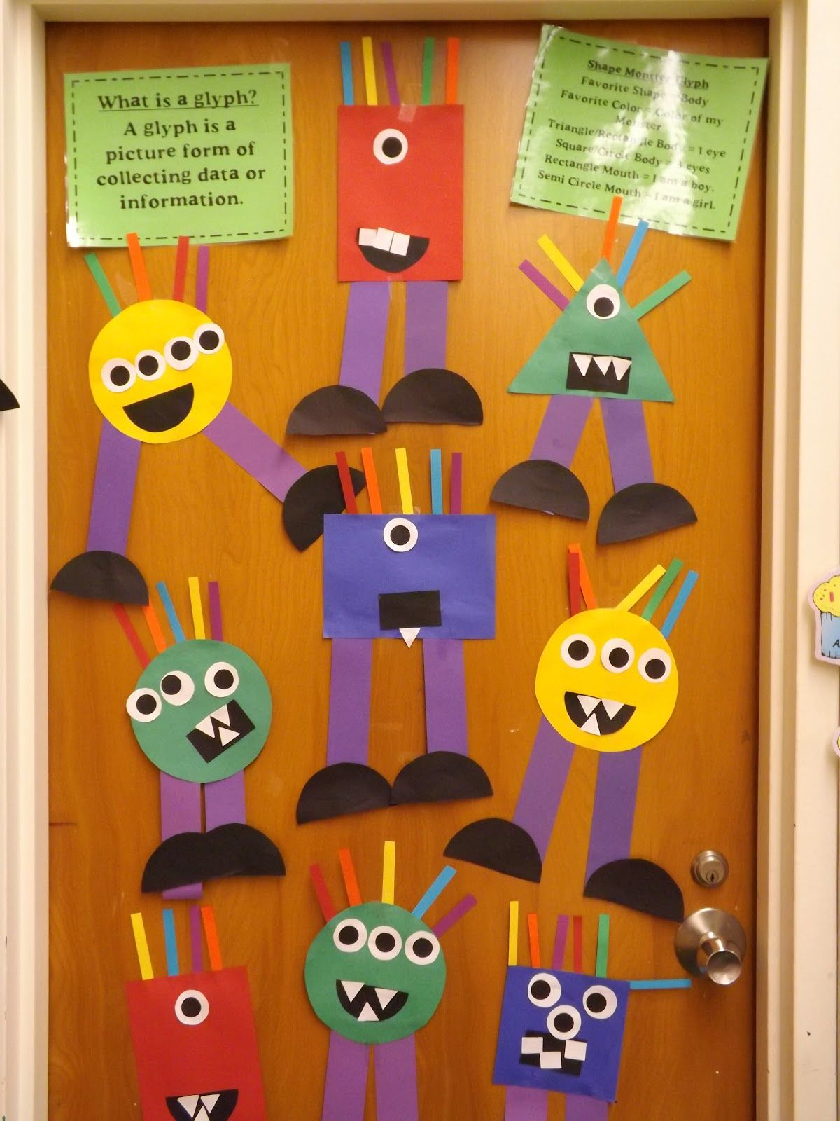 Mrs Vento S Kindergarten Monsters