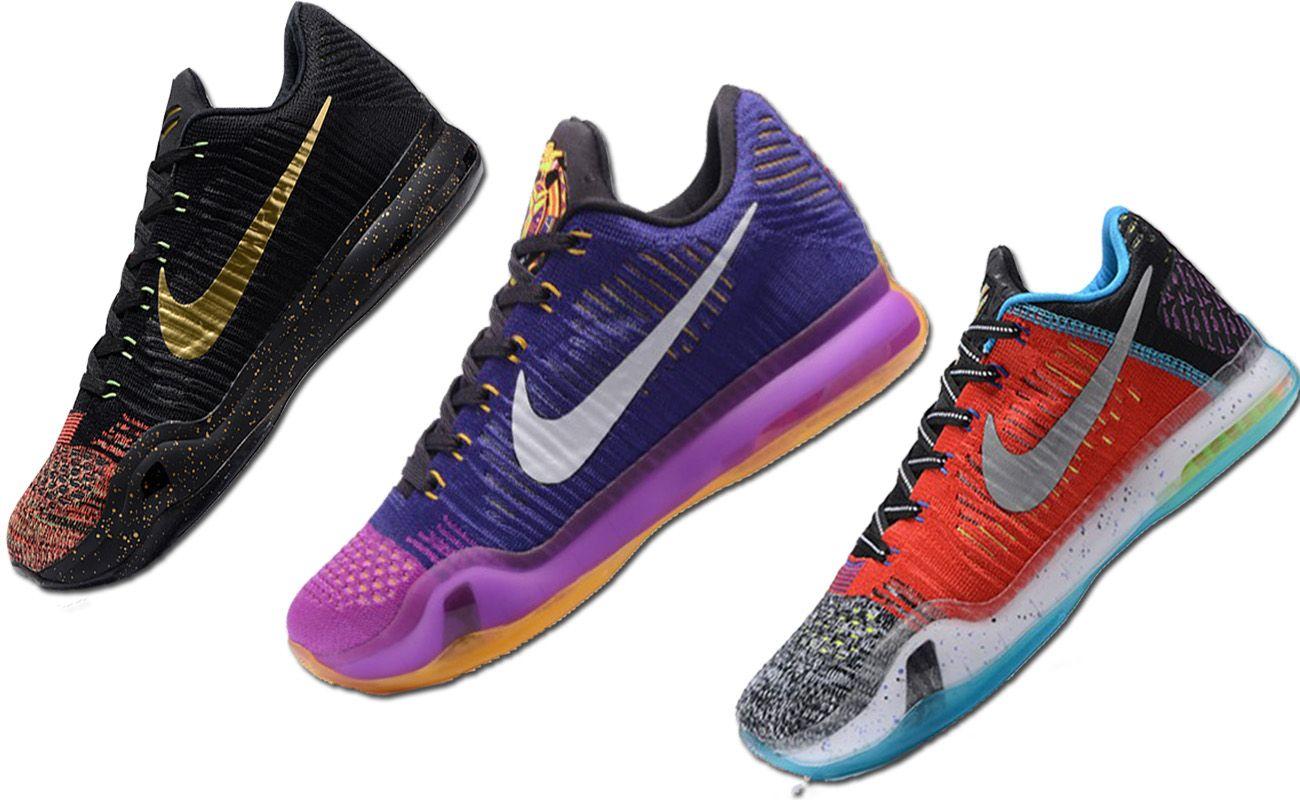 innovation mastered la chaussure de basket ball kobe x pour hommes est aussi solide et implacable que le black mamba lui meme avec un soutien