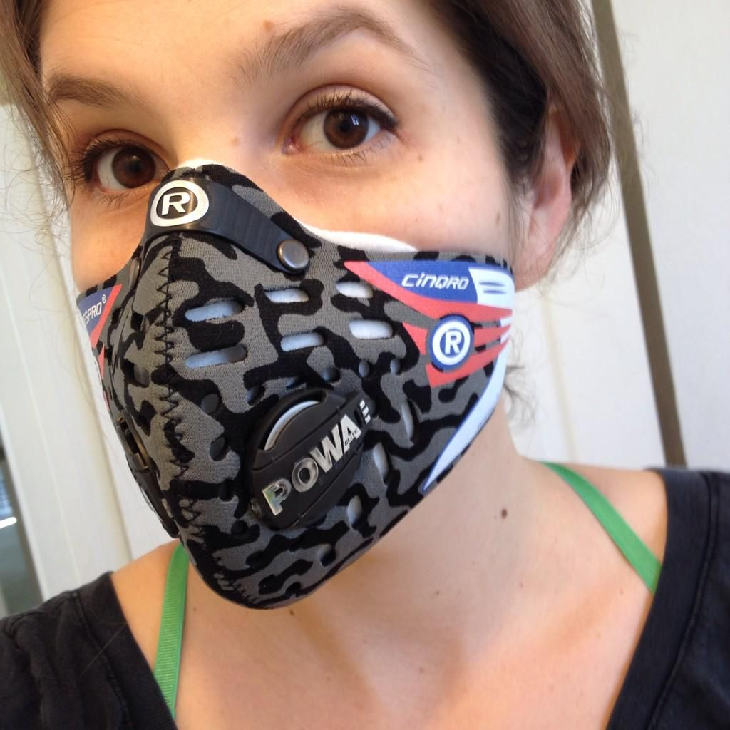 Allie Larkin on Masking and Exercises