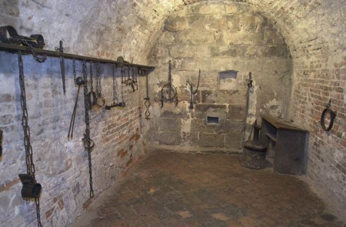 prison during the Middle Ages