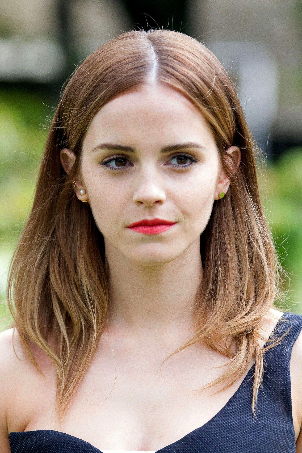 Emma Watson Hair Style File Pixie crop, Emma watson and