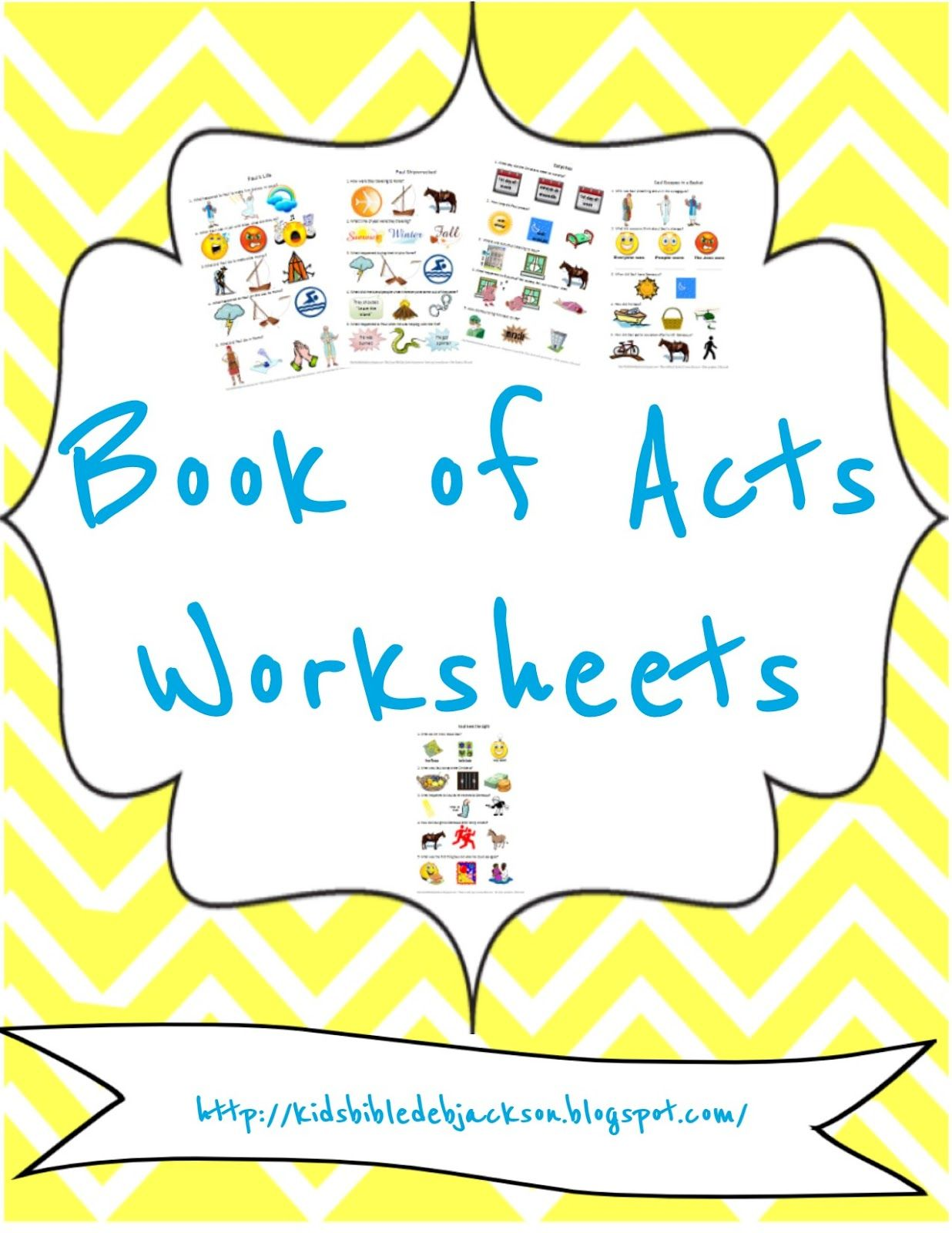Kidsbibledebjacksonspot 11 This Is Basically What Worksheets For