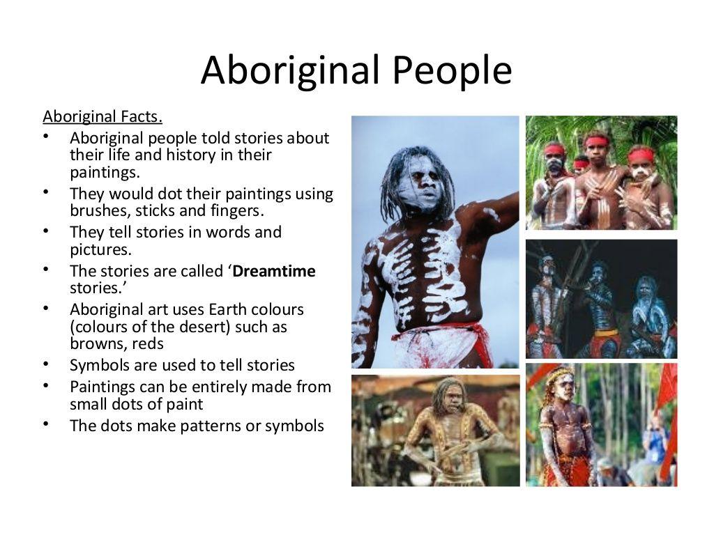 Perfect For Second Grade Aboriginal Peopleaboriginal