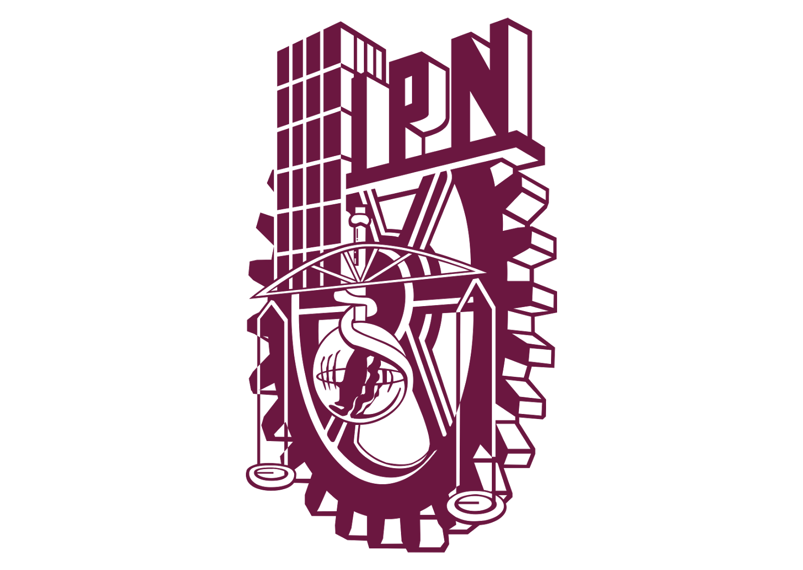 IPN Logo Vector Vector logo download Pinterest Logos
