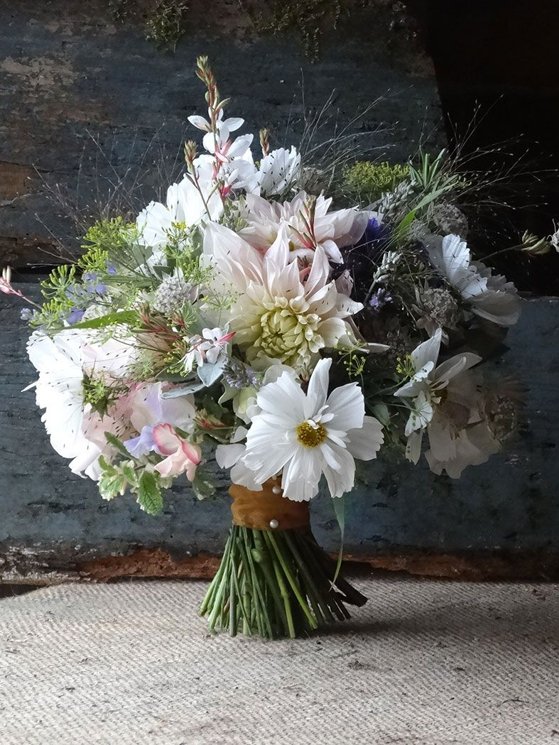 FLOWERS Why you should choose seasonal and English