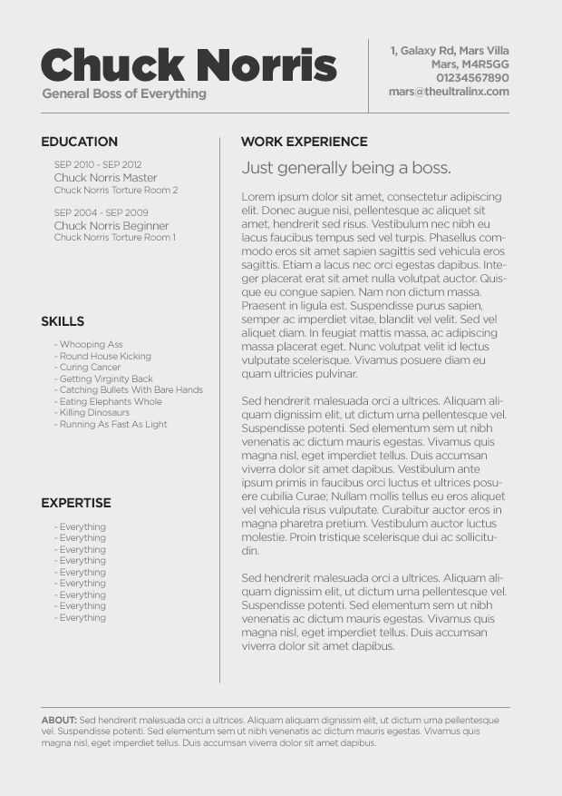 Simple Resume Layout Design. 1000 Images About Resume Design Amp