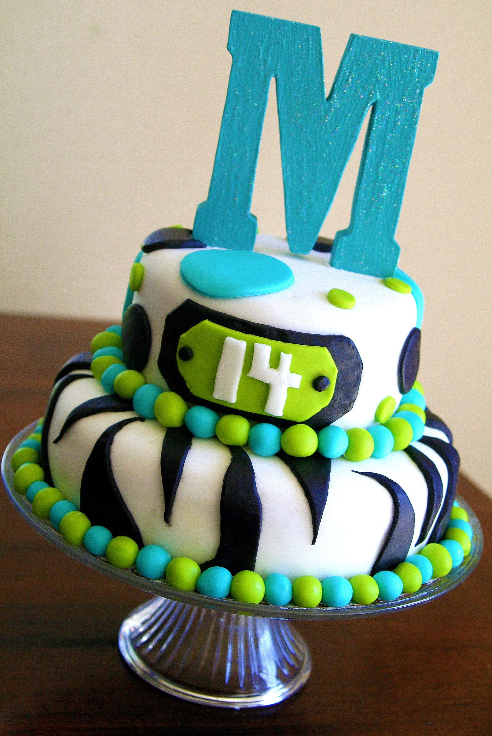 Tween Girl Birthday Cakes
