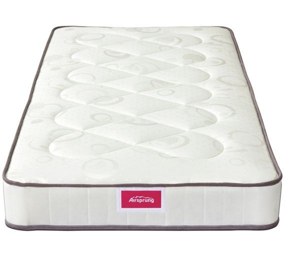 99 Airsprung Amethyst Comfort Single Mattress At Argos Co Uk Visit