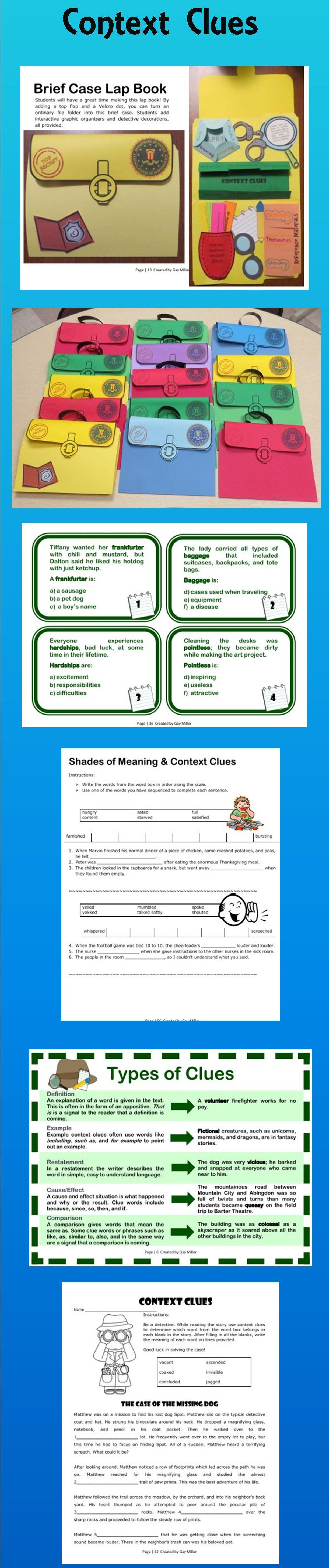 This Packet Includes Fun Activities That Can Be Added To The Printables You Probably Already