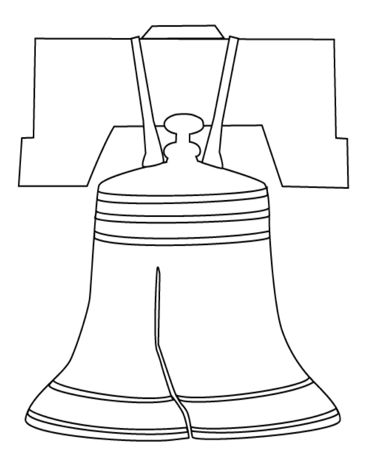 The Liberty Bell Worksheet Kindergarten