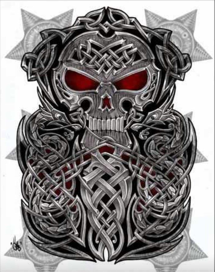 Pin by Mike James on Everything skull Pinterest Tattoo