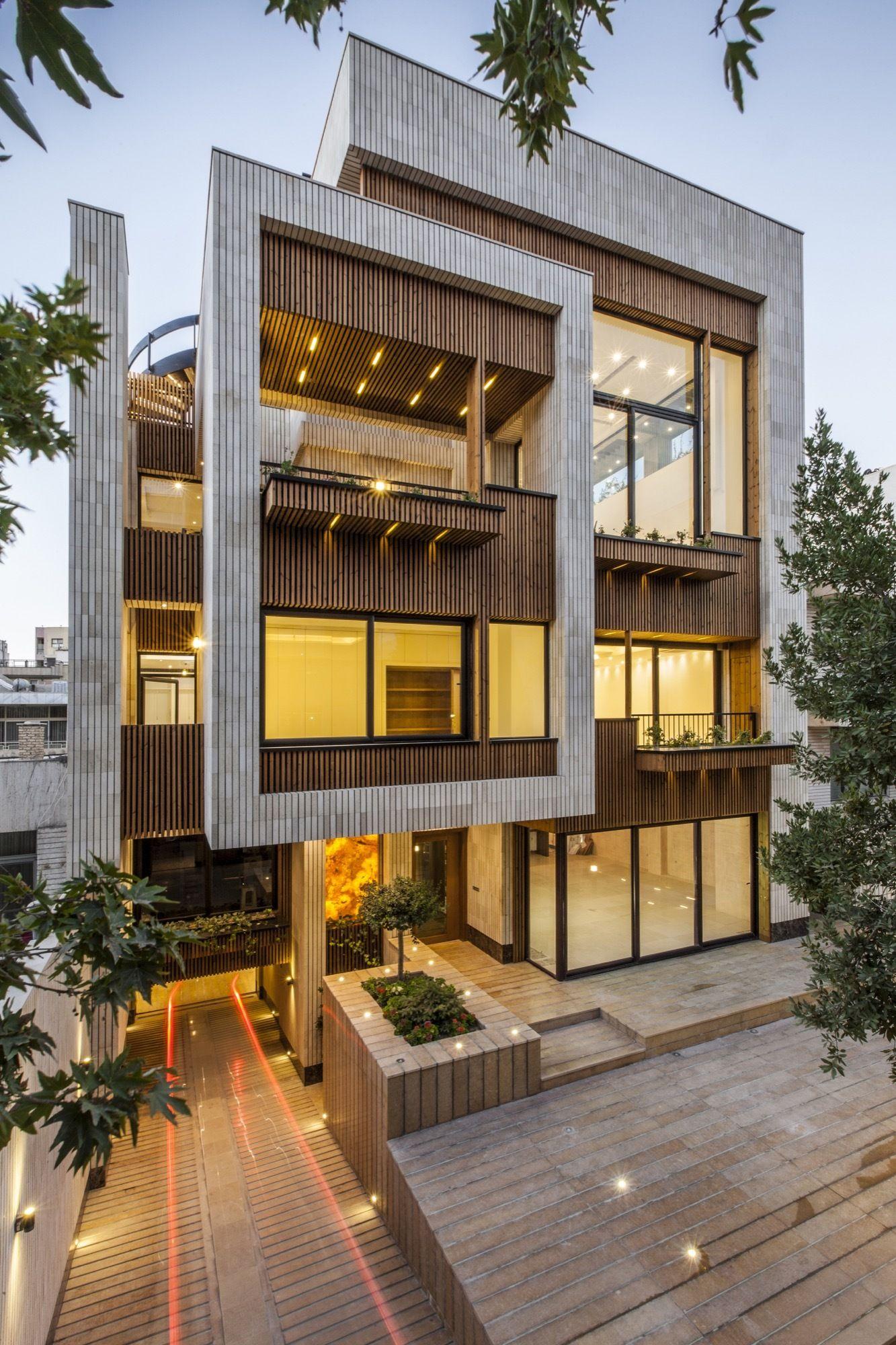 Mehrabad House Sarsayeh Architectural Office